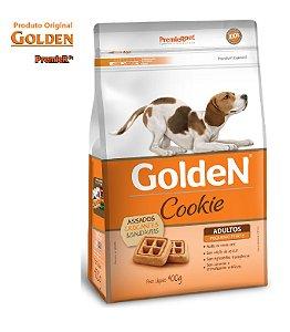 Cookie Golden Cães Adulto Mini Bits 400gr