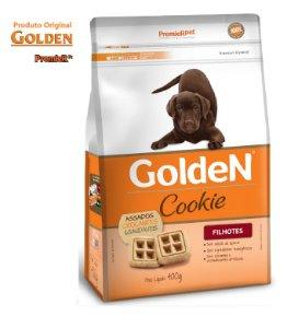 Cookie Golden Cães Filhotes 400gr