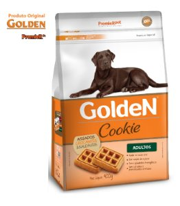 Cookie Golden Cães Adulto 400gr