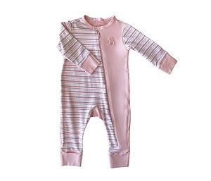 Macacão Bebê Style, mais conforto e praticidade para as mamães.