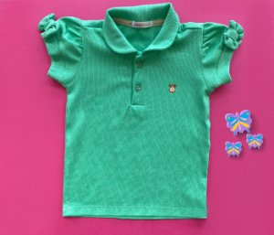 Blusa Gola Polo New Top Verde