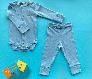 Conjunto Bebê Azul Claro
