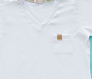 Camisa Gola V Confort