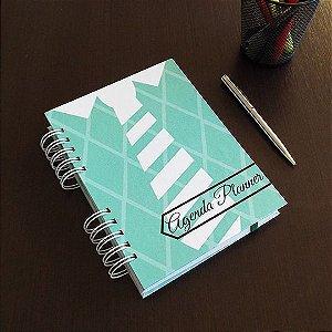 Agenda Planner Personalizada | Dia dos Pais | Personalize a Capa e Mês de Início |Ver Descrição | R02