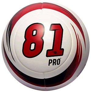 Bola Futsal Dalponte Termotech 81 PRO Sub11 - Vermelha