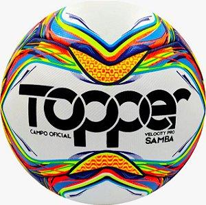 Bola De Campo Topper Gauchão 2020 Samba Pró