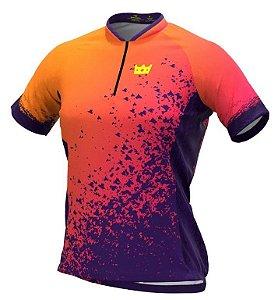 Camisa De Ciclismo Feminina Dirt