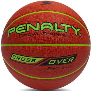 Bola De Basquete Penalty Cross Over Pró 6.8