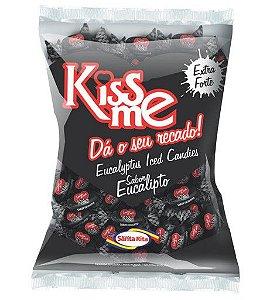 Bala Kiss Me Eucalipto Extra Forte 600g -  Santa Rita