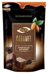 Caramelo Santa Rita Gourmet Chocolate 200g