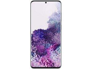"Smartphone Samsung Galaxy S20+ 128GB - 8GB RAM Tela 6,7"" Câm. Quádrupla + Selfie 10MP"