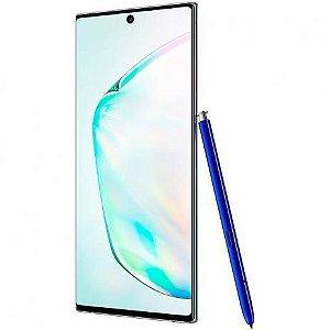 Smartphone Samsung Galaxy Note10+, 256GB, 16MP, Tela 6.8, Prata + Caneta