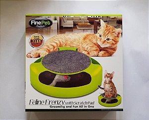 Feline Frenzy - Brinquedo Gato com Arranhador