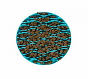 Outward Hound Fun Feeder Mat - Comedouro Lento