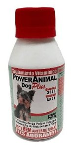 POWER ANIMAL DOG PEQUENAS RAÇAS