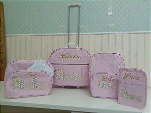 kit Mala Maternidade e Acessórios Personalizados
