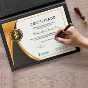 Impressão de Certificado