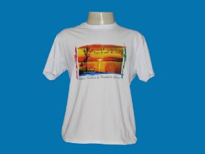 Camiseta Pôr do Sol