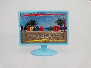 Porta Retrato Monitor - Letreiro Píer