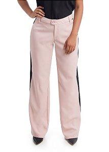 Molde Calça Pantalona com Faixa na Lateral Graduada nos Tamanhos 34 ao 50