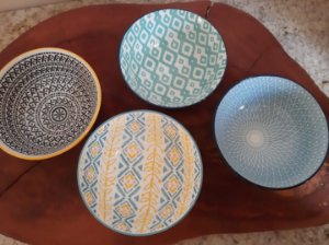 Bowl Colorido Cerâmica
