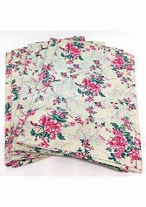 Guardanapos Floral 200 Fios