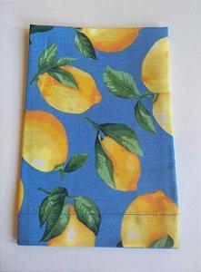Guardanapo Limão Siciliano Azul