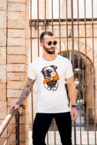 Camiseta Dog off