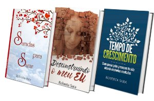 Combo 3 Livros