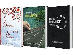Combo Essencial 3 Livros
