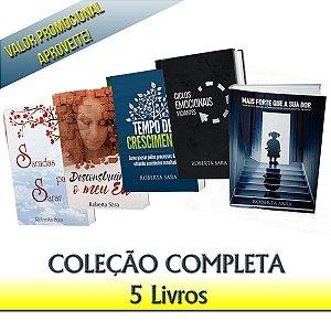 Coleção Completa - 5 Livros