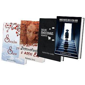 Novo Combo 4 Livros