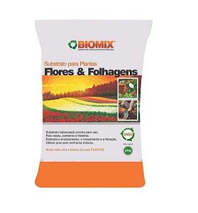Substrato Orgânico Vegetal Biomix Para Bonsai e Plantas em Geral