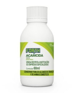Acaricida Forth Concentrado 60 ml