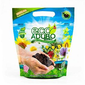Adubo Orgânico Natural de Liberação Lenta Ecoadubo 750 gr