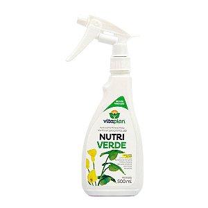 Adubo Foliar Nutriverde (Pronto para Uso) 500 ml