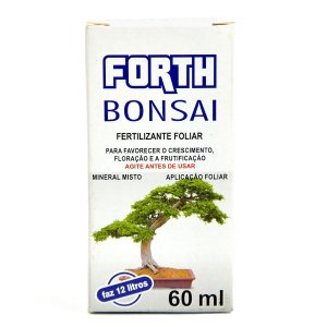 Fertilizante Foliar para Bonsai - 60 ml - Forth Bonsai
