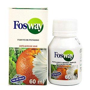 Fertilizante Foliar Fosway 60 ml