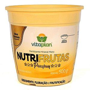 Fertilizante Para Frutificação Mineral Nutrifrutas 12-07-16 - 500 gr
