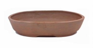 Vaso Oval Terracota Jorge Ribas