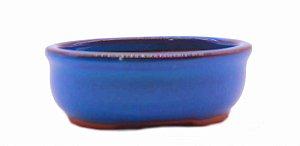 Vaso Para Mame Oval Esmaltado Literato 10,5 X 9 X 4 cm