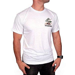 Camiseta Masculina Abc do Bonsai em Algodão - Sublimado