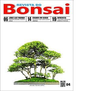 Revista do Bonsai Brasileiro (1ª, 2ª, 3ª, 4ª e 5ª Edição)