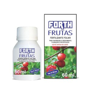Fertilizante Foliar Forth Frutas 60 ml concentrado