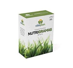 Fertilizante Para Grama Nutrigramas Vitaplan 1 Kg