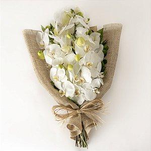 Bouquet de Orquídea Phalaenopsis
