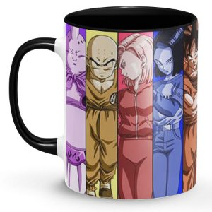 Caneca Dragon Ball Super