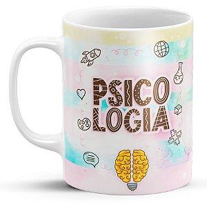 Caneca Personalizada Psicologia