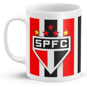 Caneca Personalizada São Paulo Futebol Clube