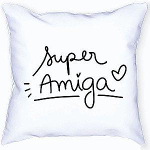 Almofada Personalizada Super Amiga